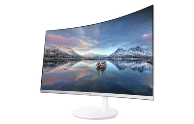Samsung CH711, monitor curvo Quantum Dot