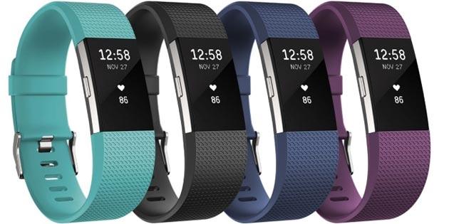Fitbit Charge 2, introdotte 11 nuove funzionalita'