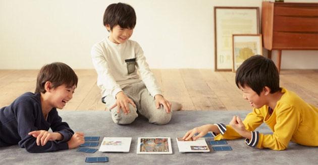 Sony Project Field, i giochi di carte collezionabili prendono vita