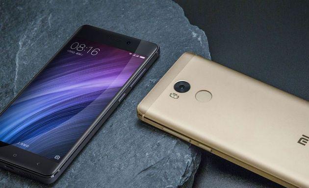 Xiaomi Redmi Note 4X è ufficiale: i prezzi di vendita
