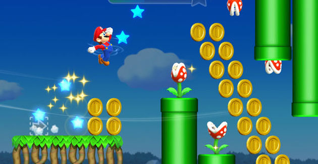 Super Mario Run: 40 milioni di download nei primi 4 giorni