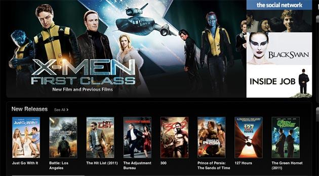 Apple per iTunes vuole accesso esclusivo anticipato ai film