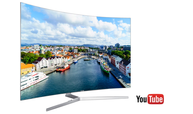 Youtube in HDR sui TV Samsung