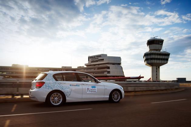 DriveNow car sharing attivo ora anche a Linate aeroporto