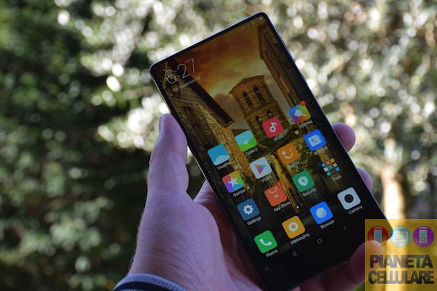 Recensione Xiaomi Mi Mix, lo Smartphone del futuro