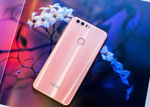 Honor 8 Premium ora anche in colorazione Rosa