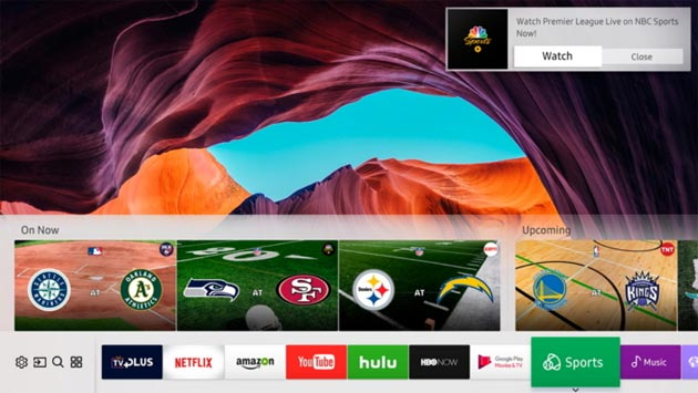 CES 2017: Samsung lancia servizi personalizzati per Smart TV
