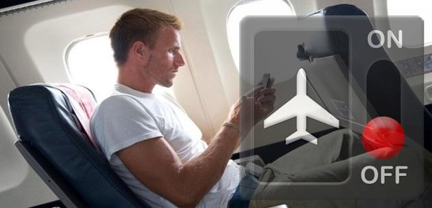 Cellulari spenti in aereo: Ecco le diverse motivazioni e la funzione Flight Mode