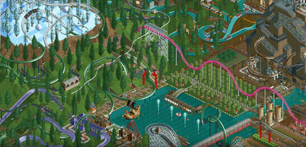 Rolle rCoaster Tycoon Classic su Android e iOS