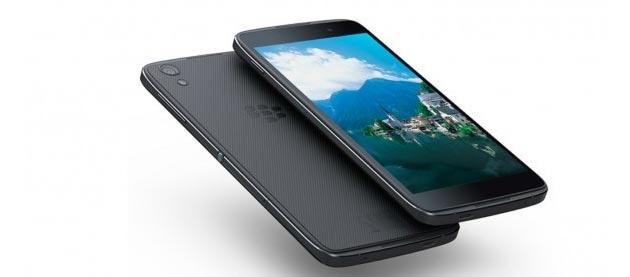 Da TCL nuovo smartphone BlackBerry al CES 2017