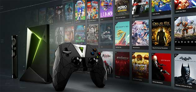 Nvidia GeForce Now, cloud gaming per SHIELD, PC e Mac