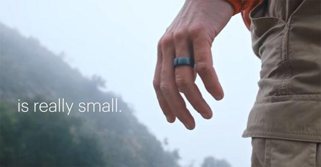 Motiv Ring, anello smart che traccia attivita' e sonno