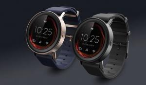 Misfit Vapor, primo smartwatch touch di Misfit con Android Wear 2.0