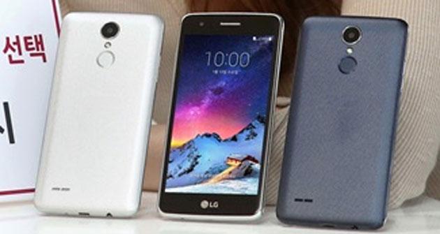 LG X300, smartphone Android economico da 5 pollici HD, CPU quad-core e LTE