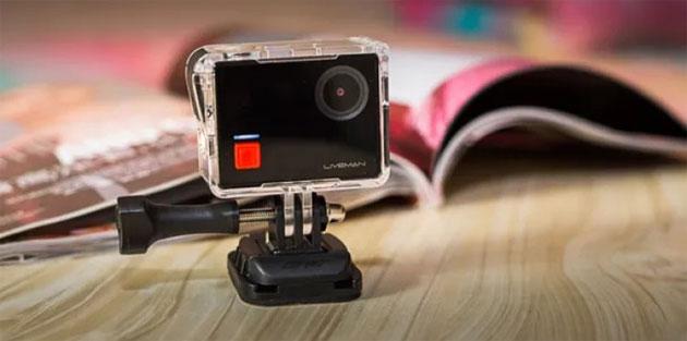Liveman C1, prima action camera 4K LeEco