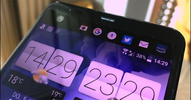 HTC U Ultra con display secondario frontale: a cosa serve