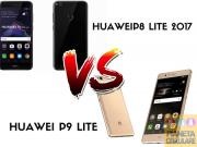 Huawei P8 Lite 2017 vs P9 Lite, analizziamo le differenze