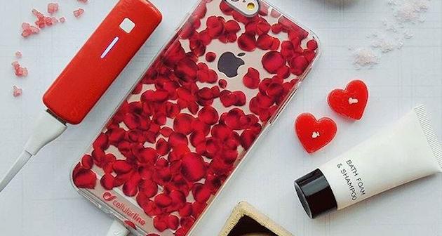 San Valentino: ecco alcune proposte di Cellularline