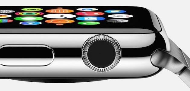 Apple brevetta la Corona digitale per iPhone e iPad