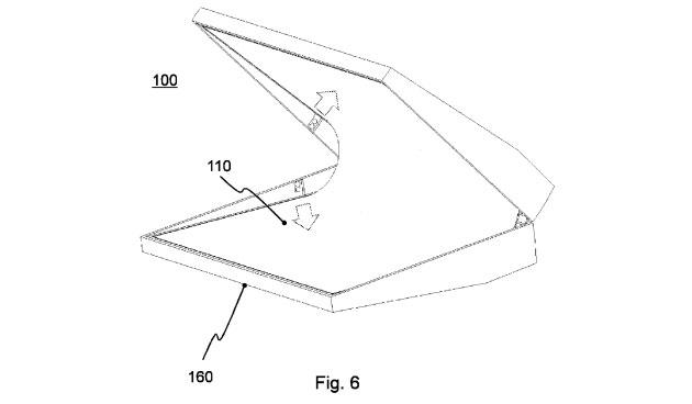 Nokia interessata a smartphone pieghevole, rivelano brevetti
