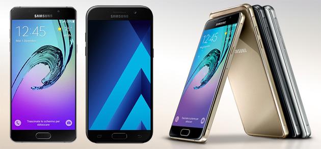 Samsung punta nel 2017 a vendere 100M Galaxy J, 20M Galaxy A, 60M Galaxy S