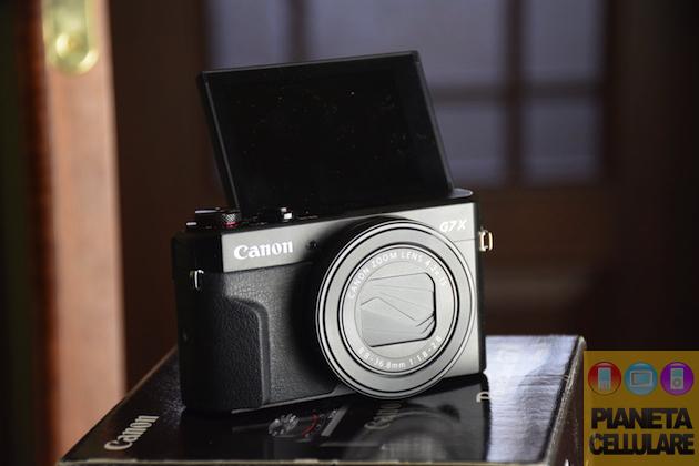 Canon PowerShot G7X Mark II, la nostra recensione completa
