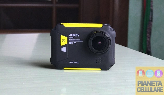 Action Cam Aukey Low Cost: La nostra recensione