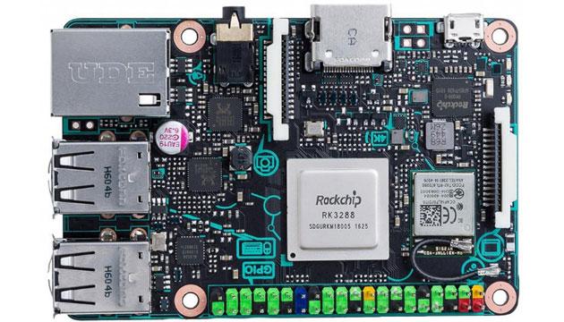 Asus Tinker Board, un Raspberry Pi col Turbo