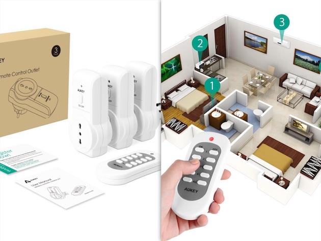 Recensione prese corrente con telecomando Aukey, per una casa Smart