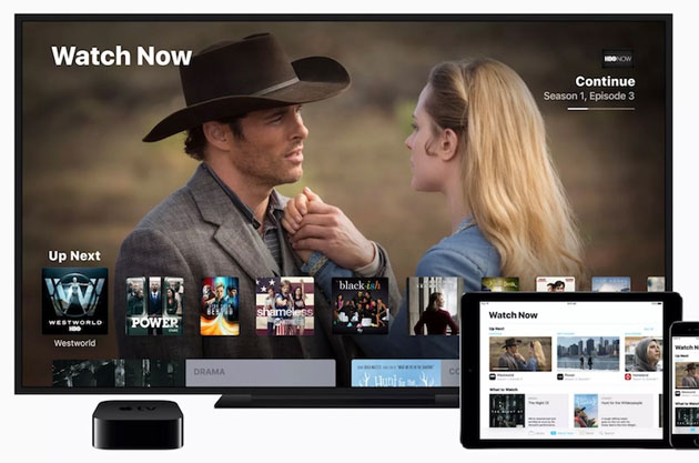 Apple annuncia le sue prime serie TV originali