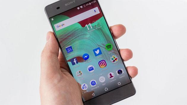 Sony Xperia XA (2017): un prototipo si mostra in video