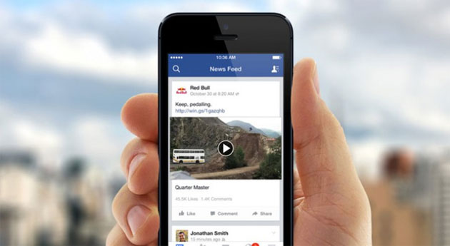 Facebook introduce pubblicita' nei Video in Diretta