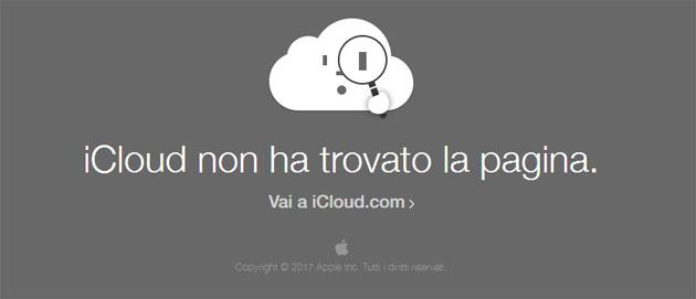 iCloud, Apple toglie pagina Blocco Attivazione dal sito