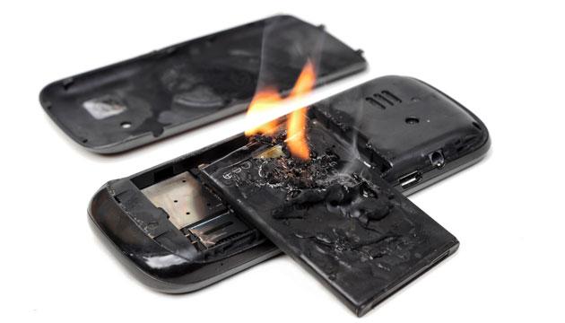 Batterie che non prendono fuoco negli smartphone del futuro