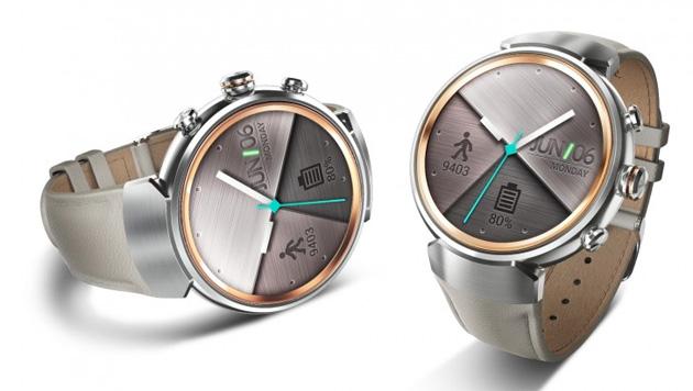 Foto ZenWatch, Asus potrebbe interrompere produzione di smartwatch a causa di scarse vendite, secondo voci