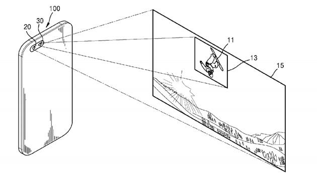Samsung brevetta un sistema dual camera per smartphone