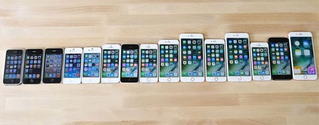 iPhone compie 10 anni, lanciato nel 2007 da Steve Jobs