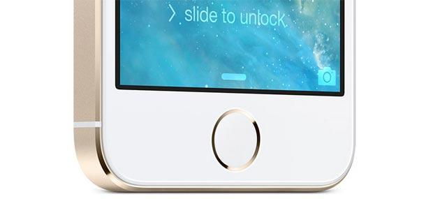 iPhone con riconoscimento volti e lettore impronte digitali ottico in futuro