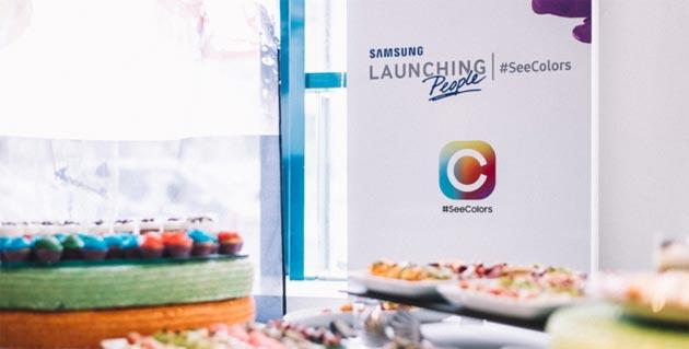 Samsung SeeColors fa vedere meglio i colori a chi ha un deficit visivo