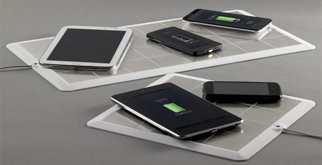 Energysquare, adesivo ultra sottile che aggiunge la ricarica wireless allo smartphone