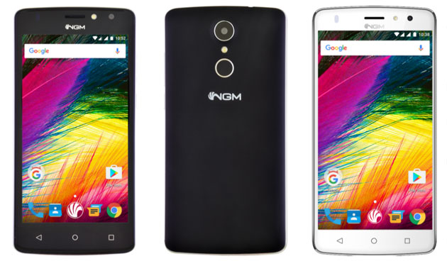 NGM You Color Smart 5 e Smart 5 Plus aprono il 2017 di Ngm