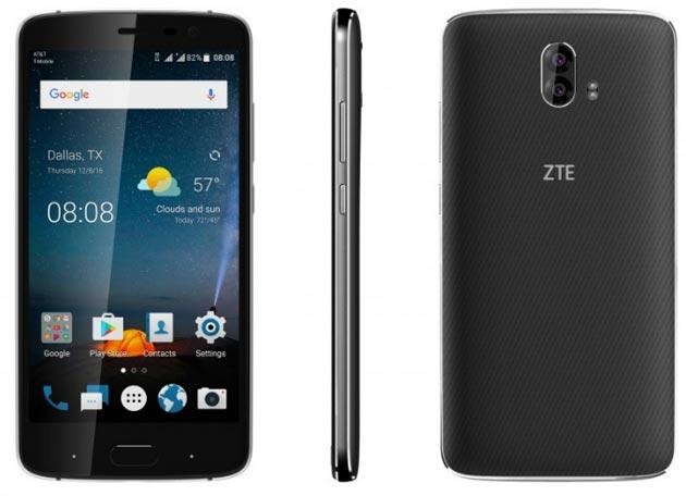 Foto ZTE Blade V8 Lite certificato WiFi