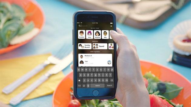 Snapchat attiva la ricerca nelle Storie dopo la barra di ricerca universale