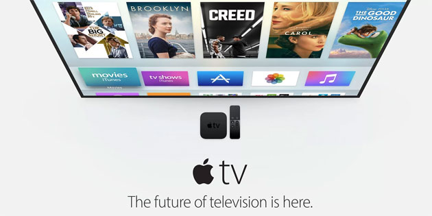 Apple TV, limite dimensione app per tvOS aumentato a 4GB
