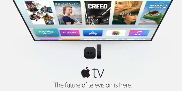 Apple TV, limite dimensione app per tvOS aumentato a 4GB