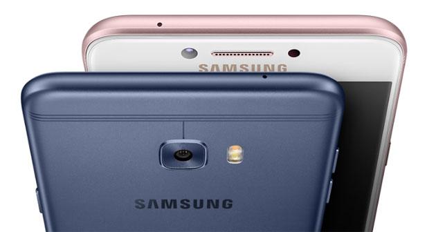 Foto Samsung testa Android 7 Nougat sui telefoni Galaxy C