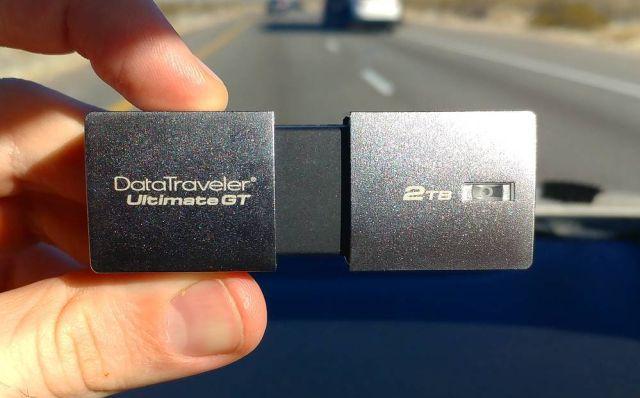 Kingston presenta DataTraveler Ultimate GT da 2 Terabyte