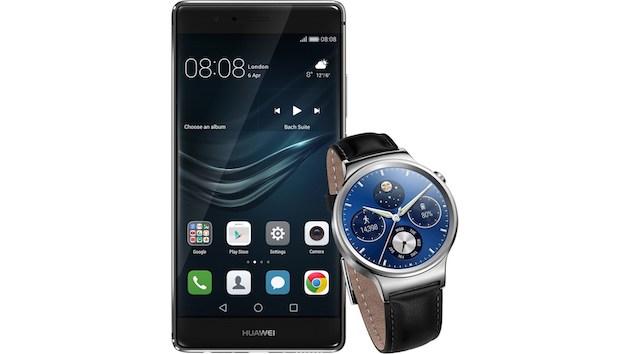 Huawei P9 riceve Nougat in Italia e Watch le Patch di Gennaio