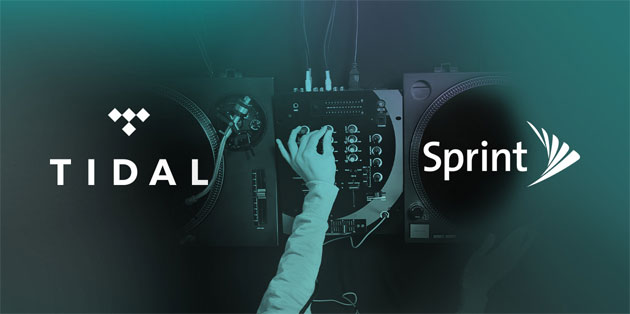 TIDAL, Sprint acquista quota del 33 per cento