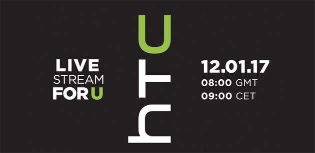 HTC evento For U del 12 gennaio: rivedi la presentazione di HTC U Ultra e HTC U Play